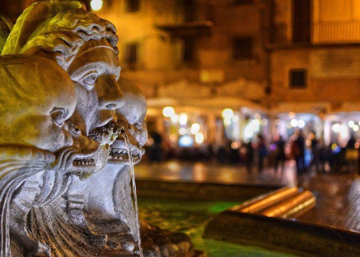 Piazza Navona night